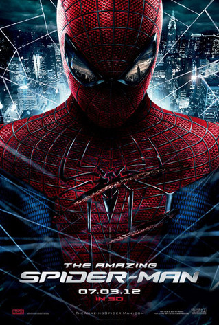 The Amazing Spider-man, poster, The Amazing Spiderman