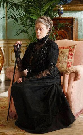 Downton Abbey, Maggie Smith