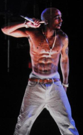 Tupac Shakur, Hologram