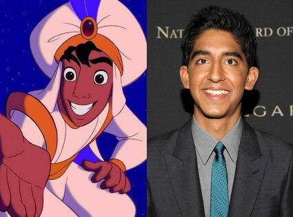 Aladdin, Dev Patel
