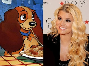 Lady and the Tramp, Lady, Jessica Simpson