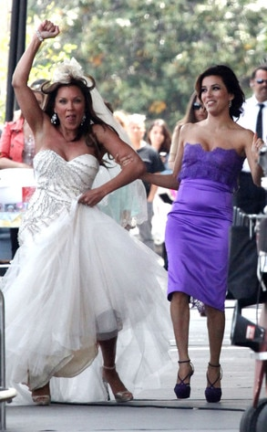 Eva Longoria, Vanessa Williams
