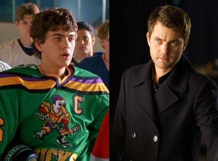 Then and Now, Joshua Jackson