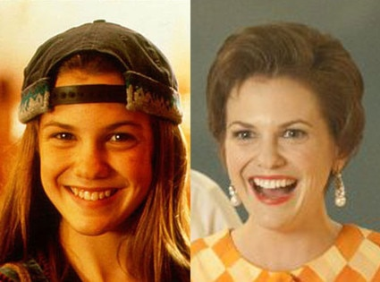 Then and Now, Larisa Oleynik