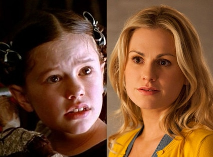 Then and Now, Anna Paquin