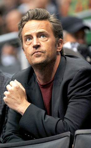 """Matthew Perry Talks Cory Monteith: """"There Is No Upside to This Man Losing His Life"""""""