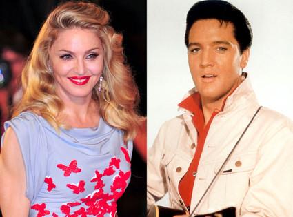 Madonna, Elvis