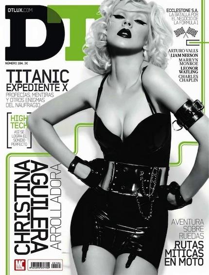 Christina Aguilera, DT