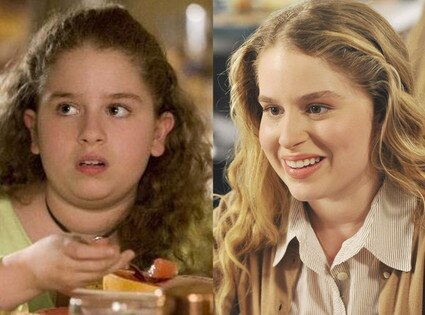 Then and Now, Allie Grant, Weeds, Suburgatory