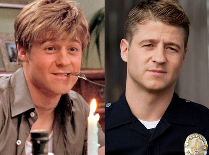 Then and Now, Ben McKenzie, The O.C., Southland