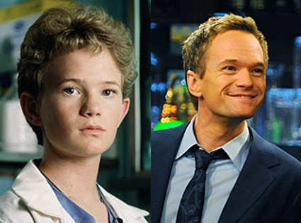 Then and Now, Neil Patrick Harris, Doogie Howser, HIMYM