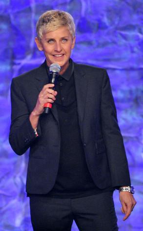 GLAAD Awards, Ellen Degeneres