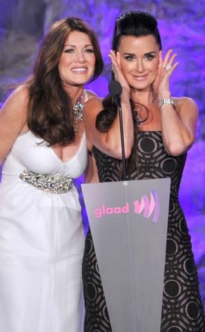GLAAD Awards, Lisa Vanderpump, Kyle Richards