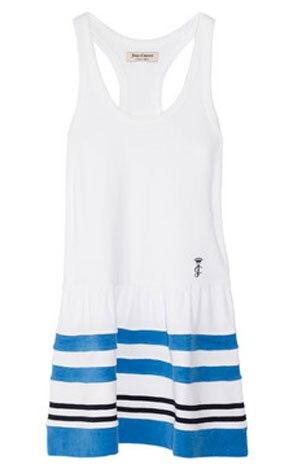 Gatsby Summer Style, tennis dress