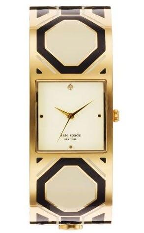 Gatsby Summer Style, Kate Spade watch