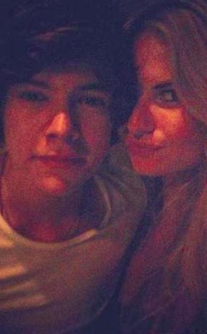 Harry Styles, Emma Ostilly