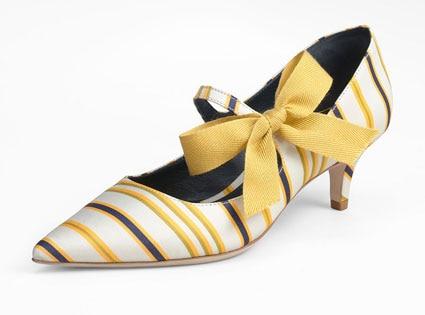Gatsby Summer Style, Tory Burch pump