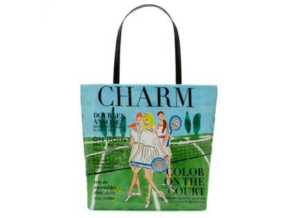 Gatsby Summer Style, Kate Spade bag