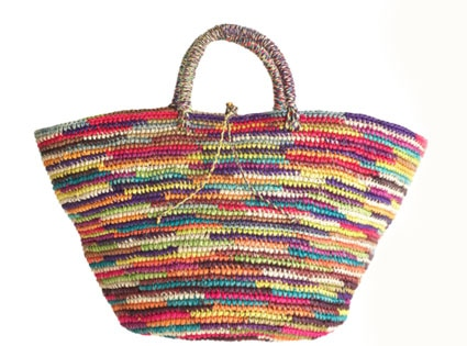 Tribal Summer Style, Calypso tote