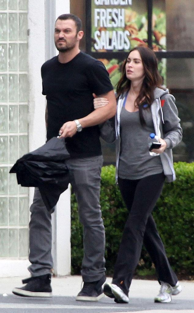 Megan Fox, Brian Austin Green