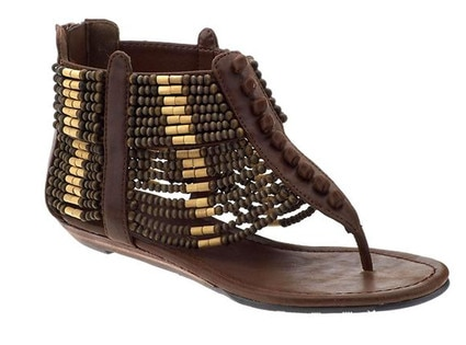Tribal Summer Style, Piperlime sandals