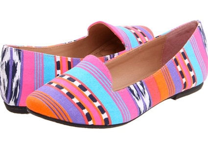 Tribal Summer Style, Betsey Johnson shoes