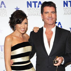 Danni Minogue, Simon Cowell