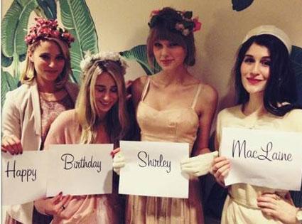 Taylor Swift, Dianna Agron