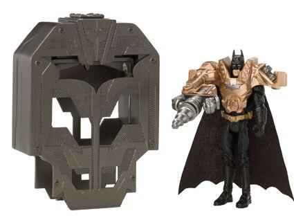 Batman Quicktek Figure