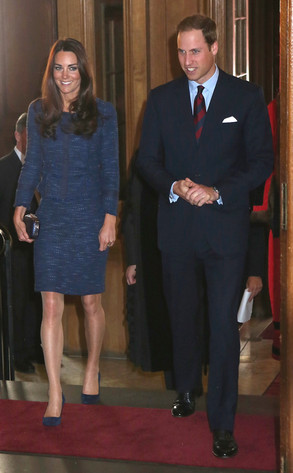 Duchess Catherine, Prince William
