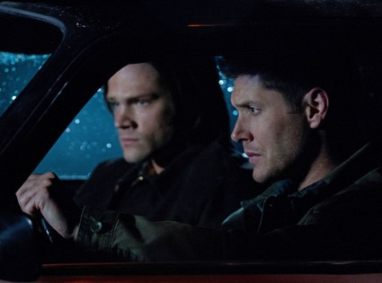 Jared Padalecki and Jensen Ackles, Supernatural
