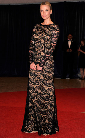 WHCD, Charlize Theron