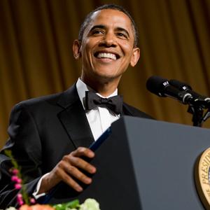 WHCD, Barack Obama