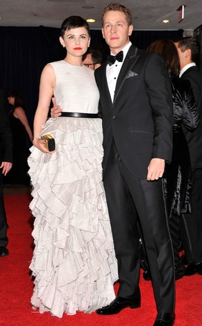 WHCD, Ginnifer Goodwin, Joshua Dallas
