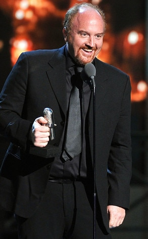 Louis C.K., Comedy Awards