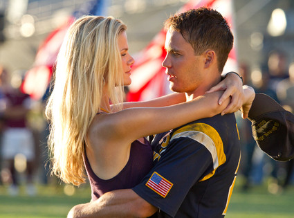 Taylor Kitsch, Brooklyn Decker, Battleship