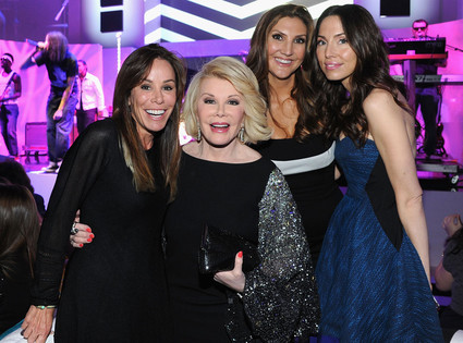 Melissa Rivers, Joan Rivers, Heather McDonald, Whitney Cummings
