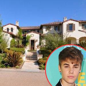 Justin Bieber, Calabasas Home