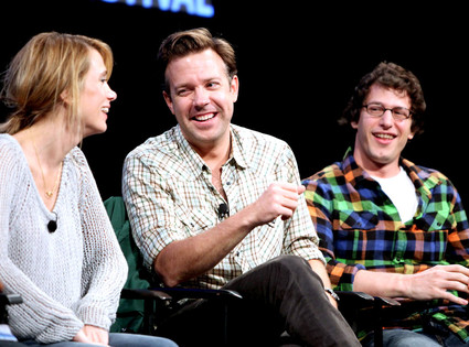 Kristen Wiig, Andy Samburg and Jason Sudeikis