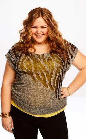 The Glee Project Cast, Lily Mae Harrington