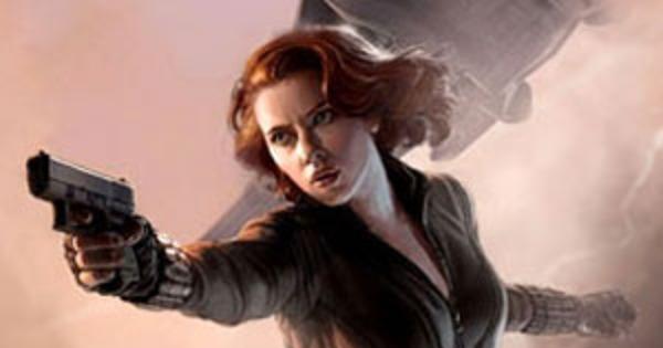 How Naked Is Scarlett Johansson Under Her Avengers Costume -5820