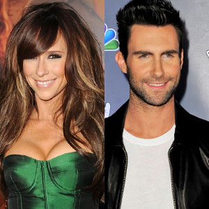 Jennifer Love Hewitt, Adam Levine