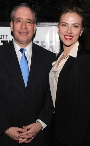 Scott M. Stringer, Scarlett Johansson