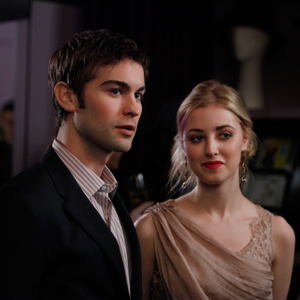 Chace Crwaford and Ella Rae Peck, Gossip Girl