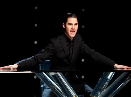 Darren Criss, Glee