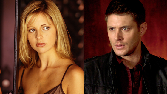 Ultimate Fan, Jensen Ackles, Supernatural Sarah Michelle Gellar, Buffy