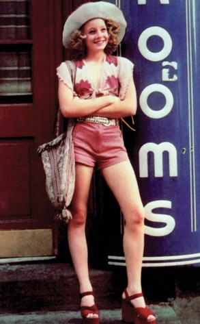 Taxi Driver, Jodie Foster