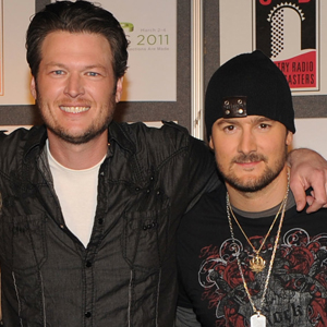 Blake Shelton, Eric Church