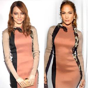 Emma Stone, Jennifer Lopez