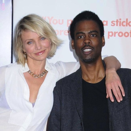 Cameron Diaz, Chris Rock